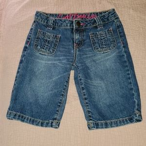 GAP Girls Denim Jean shorts 10